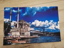 Tablou Istanbul iluminare led