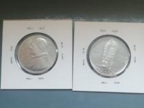 Monede Vatican 100 lire-ani diferiti