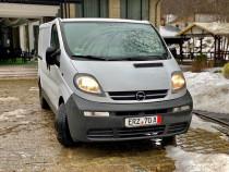 Opel vivaro 1.9 cdti 2006