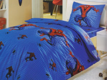 Lenjerie de pat copii 3 piese dim 140 x 200