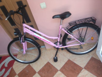 Bicicleta in stare noua ( 2-3 iesiri in parc cu ea )roti 26