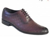Pantofi barbati, din piele naturala