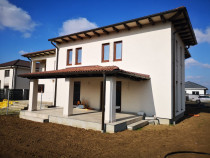 Dumbravita - Casa 3 dormitoare, living-room, dressing -2021
