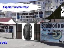 Vulcanizator, disponibil imediat