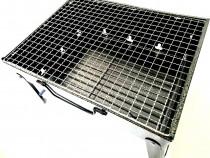 Grill barbeque (grătar). 20x35.5x27.5 nou.transport gratuit