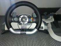 Volan +pedale pentru Xbox 360