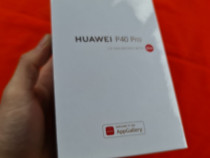 - Huawei P40Pro 5G, Nou, sigilat, 256Gb, 8Ram, nefolosit, 0m