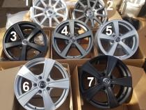 "Jante noi Diewe Wheels 16"" 5x115 Opel, Chevrolet plata in ra"
