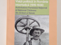 Marin pop viata politica in romania interbelica 1919 1938