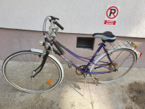 Bicicleta dama -Fischer