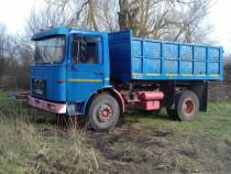 Camion raba basculabil