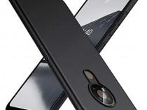 Husa Telefon Silicon Nokia 3.4 Matte Black PRODUS NOU