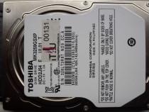 "Hard Disk-HDD Sata 2,5"" HDD-320 Gb Toshiba MK3259GSXP"