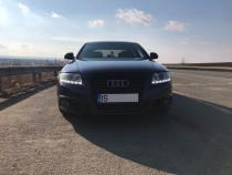 Audi A6 S-line 2.0 TDI Bi-xenon, navi, piele, volan dreapta