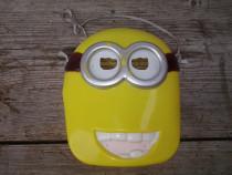 Masca Copii Carnaval Minioni 20 cm