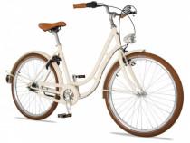 Bicicleta Dama Oe Skoda City Lady Alb / Maro 000050212BH
