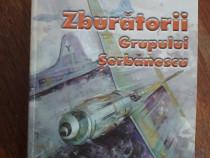 Zburatorii Grupului Serbanescu - Tudor Nicola, autograf