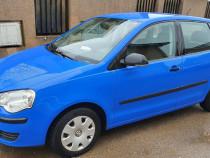 VW Polo 2006, unic proprietar, Km 112.800