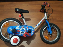 "Bicicleta btwin 14"" CA NOUA !"