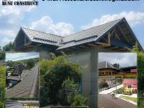 Comercializare transport montaj recondiționare acoperișuri