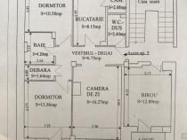 Apartament 4 Cam. decomandate pe bul Lucian Blaga