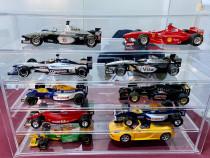 Machete formula 1 F1 scara 1/24 williams mclaren bmw