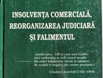 Ion Turcu - Insolventa comerciala, reorganizarea judiciara