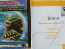 Carti Liceu Istorie si Matematica (BAC)