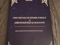 V braia cinci secole de istorie postala a tarii romanesti