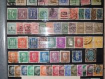 Album filatelic timbre vechi