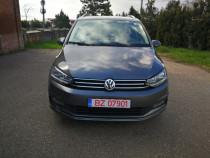 Volkswagen touran 2016 euro 6 si în RATE