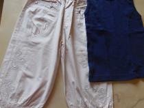 Lot hainute de vara pentru fete de 5 - 6 ani