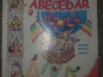 ABECEDAR ( Manual pentru Clasa I ) Marcela Penes