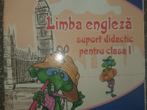 Limba engleza - Suport didactic pentru clasa I -Machidonschi