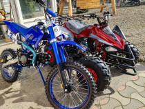 Cross dirtbike maxi 125cc, nou 2021 , robust de calitate