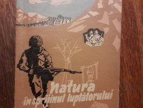 Natura in sprijinul luptatorului - Manual de supravietuire