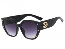 Ochelari de soare Gucci,lpgo auriu import Italia