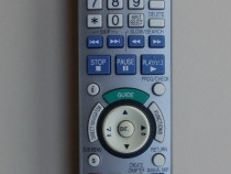 Telecomanda panasonic dvd recorder hard blu-ray 3 modele