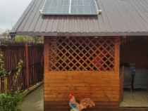 Montaj panouri solare și garduri electrice