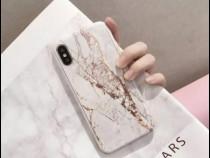 Husă Iphone 11 360 cu folie de sticlă marble