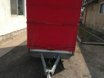 Remorca Humbaur Alu Profi 750 kg