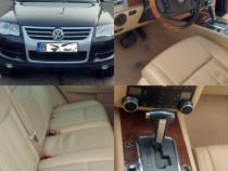 VW Touareg 2.5TDI, 4x4, KEYLESS Entry GO Trapă, Soft Close