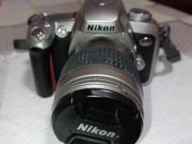 Aparat foto cu film Nokia F75 cu doua obiective