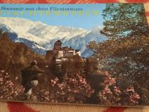 Carte Suvenir Liechtenstein