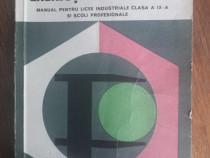 Lacatuserie generala - Manual licee industriale / R3P1S