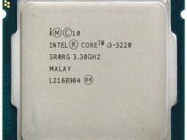Procesor I3 3220, LGA1155, 3.30 GHz