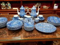 Serviciu de portelan englezesc Royal Tudor Velvet