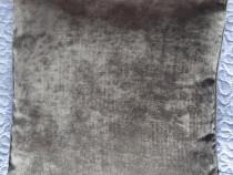 Set de 2 perne decorative Jysk, din catifea, noi