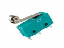 Microintrerupator mini cu buton rola 5 a msw13