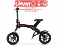 Scuter electric Andersson E-Scooter 7000 autonomie 30 km Pli